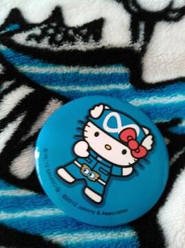 関ジャニ∞8EST缶バッチ キティレンジャー安田章大くんブルー