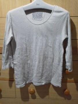 シュカシンプルなTシャツ《L》送料180円
