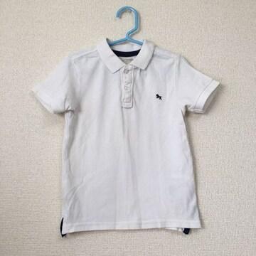 H&M キッズ ポロシャツ 100cm スクールポロ
