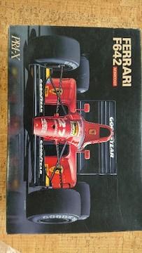 ロッソ 1/24  フェラーリ F642 改モナコGP