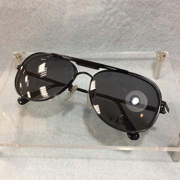 MAGNA FLIP 跳ね上げ偏光サングラス付き メガネフレーム
