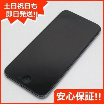 ●保証●良品中古●iPod touch 第6世代 32GB スペースグレイ