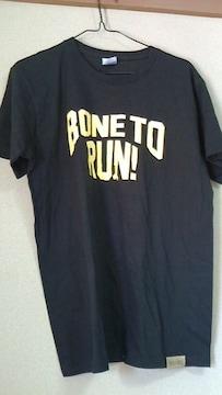 BONE TO RON!2015クロマニヨンズ×斉藤和義×spitz Tシャツ(M)