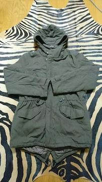 IKKA/イッカ Men's中綿 コート