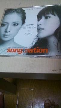 浜崎あゆみ&KEIKO♪レア〜CD