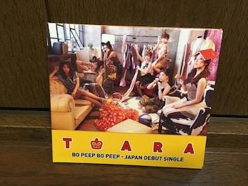 CDシングル T-ARAティアラ BO PEEP BO PEEP K-POP