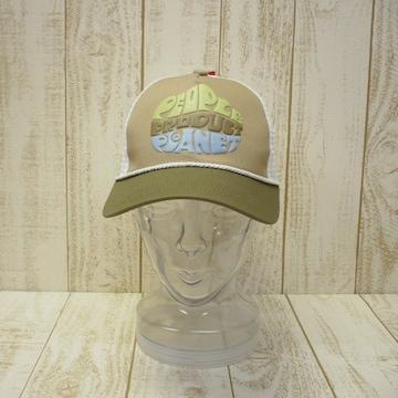 即決☆マーモット ロゴ・メッシュ・キャップ BGE/F 帽子 新品