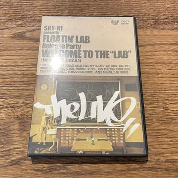 """【FLOATIN' LAB WELCOME TO THE """"LAB"""""""