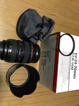 EF24-70mm F2.8L USM EFマウント Canon キャノン