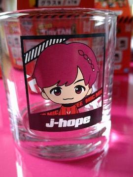 BTS☆一番くじ♪TinyTAN☆グラス/j-hope