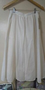 サマンサモスモス♪柄アソートギャザーフレアスカート未使用品