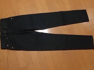 ブラック デニム zara H&M ユニクロ GU ジーパン