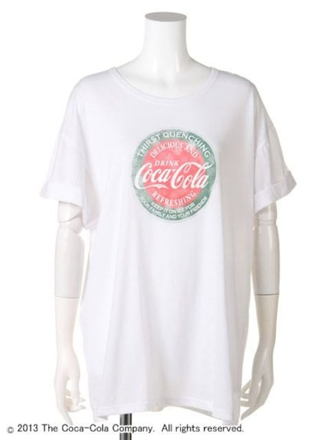 ungrid コカ・コーラTシャツ  < ブランドの