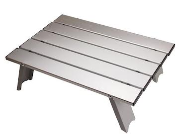 アルミ ロールテーブル ケース付 折りたたみ式