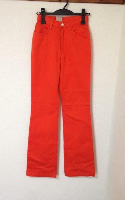 定価6900円 ET BOITE◆ストレッチ ブーツカット パンツ 27-4  < 女性ファッションの