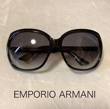 EMPORIO ARMANI*サングラス*ブラック