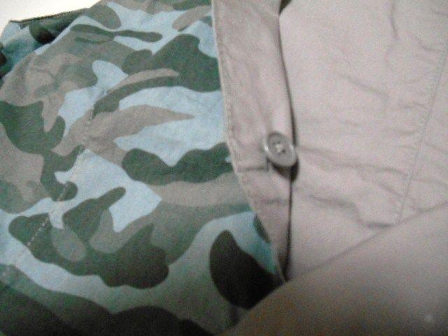 □ジャーナルスタンダード カモフラ/迷彩ベスト/メンズ・L☆新品 < ブランドの