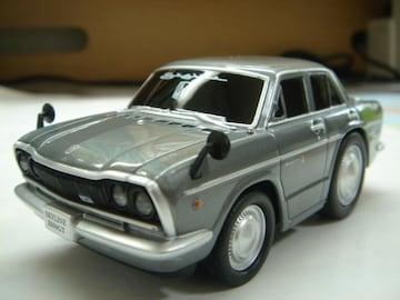 ドライブタウン・プルバックカー・日産スカイラインS−54B
