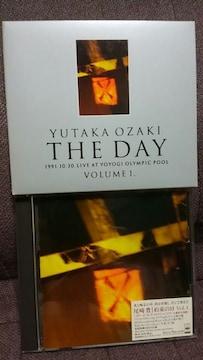 尾崎豊 アルバム初回限定品 THE  DAY約束の日 Vol.1