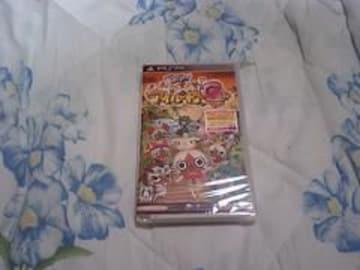 新品PSP モンハン日記ぽかぽかアイルー村G