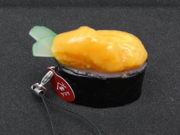 寿司 ストラップ うに