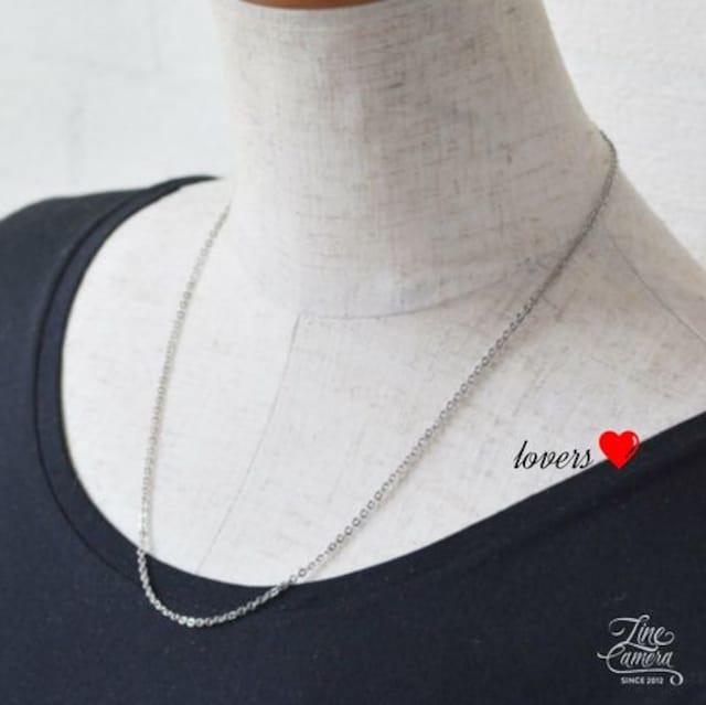 送料無料クロムシルバー1フェザー羽根ネックレス手首にブレス < 女性アクセサリー/時計の