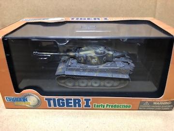 1/72 DRAGON ARMOR タイガーI 武装親衛隊 第38師団 ロシア 60098