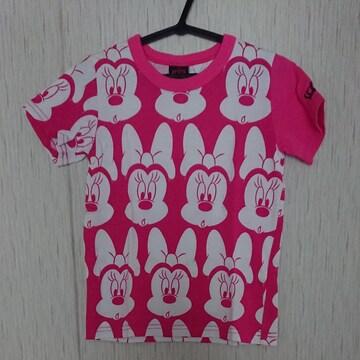 BABYDOLL☆ミニーマウスのTシャツ☆size120