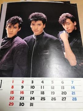 少年隊カレンダー 少年隊 送料込み