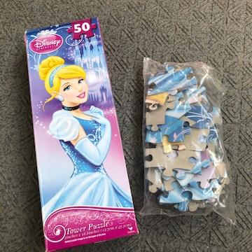 新品 知育玩具 ディズニー プリンセス  シンデレラ  パズル