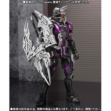仮面ライダードライブ 限定 S.H.F. 武装チェイサーセット