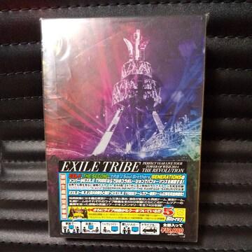 【送込】EXILE TRIBE  THE REVOLUTION(初回生産限定豪華盤)