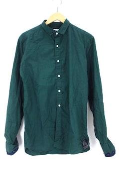 kolor(カラー)袖デザインシャツシャツ