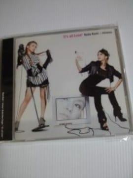 〒送料込みCD+DVDKoda Kumi×misono It's all Love!