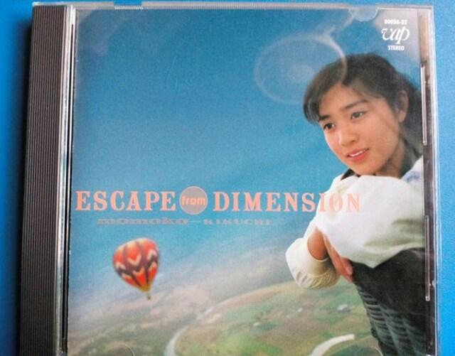 菊池桃子 ESCAPE from DIMENSION  < タレントグッズの