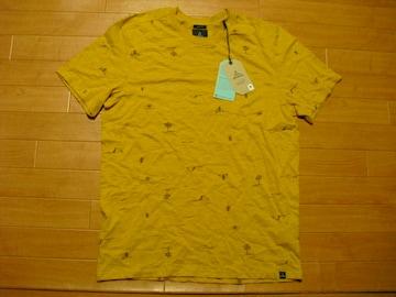 PRANA プラナ ポケット Tシャツ USA−L 新品