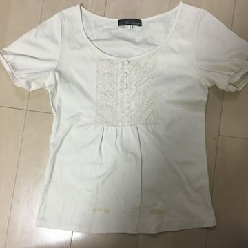 クリアインプレッション パフスリーブTシャツ