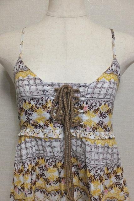 胸がリボンでかわいーキャミワンピ(65) < 女性ファッションの