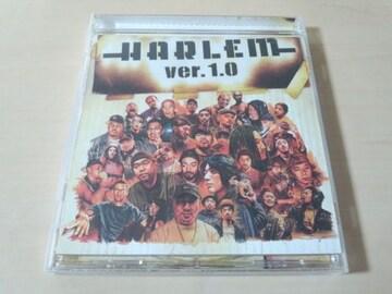 CD「HARLEM ver.1.0」クリスタル・ケイ JUJU ヒップホップ●
