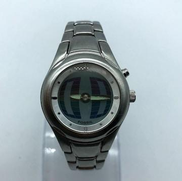 FOSSIL  JR-8091/クォーツ腕時計 アナログ デジタル 動作