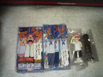 バンプレスト    リアルフィギュアインボックス1 コビー   彩色 & クリアVer.