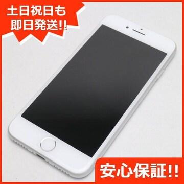●安心保証●超美品●DoCoMo iPhone8 64GB シルバー●