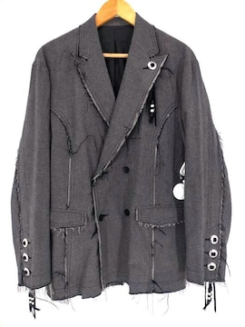 FACCIES(ファッチーズ)WESTERN DOUBLE BREASTED JACKET ウエスタン ダブル フ