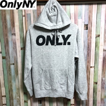 ONLY NY ビッグロゴ パーカー