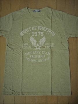 ★USAF★U.S. AIR FORCE★プリントTシャツ★