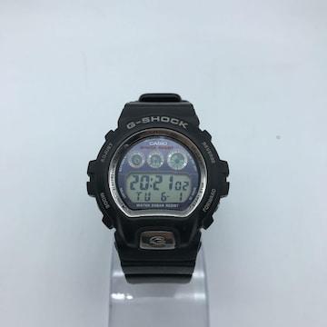 CASIO カシオ 腕時計 G-SHOCK G-7210 黒 タフソーラー 動作品 使