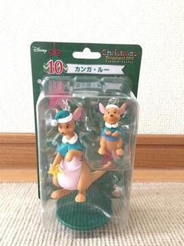 ディズニークリスマスオーナメントくじ2018 10・カンガ・ルー 新品未開封