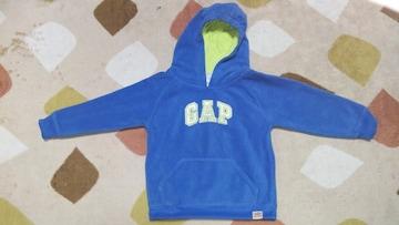 GAPパーカー古着&Ri−BACKの新品Tシャツ♪サイズ110�p