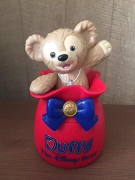 ダッフィー/キャンディーの入れ物/フィギュア/美品/TDS