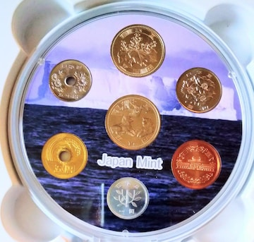 �B 南極地域観測50周年記念5百円記念硬貨入 貨幣セット